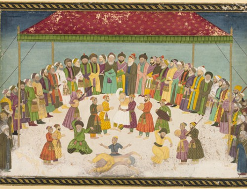Ancient tales – The King, The Sufi & The Surgeon