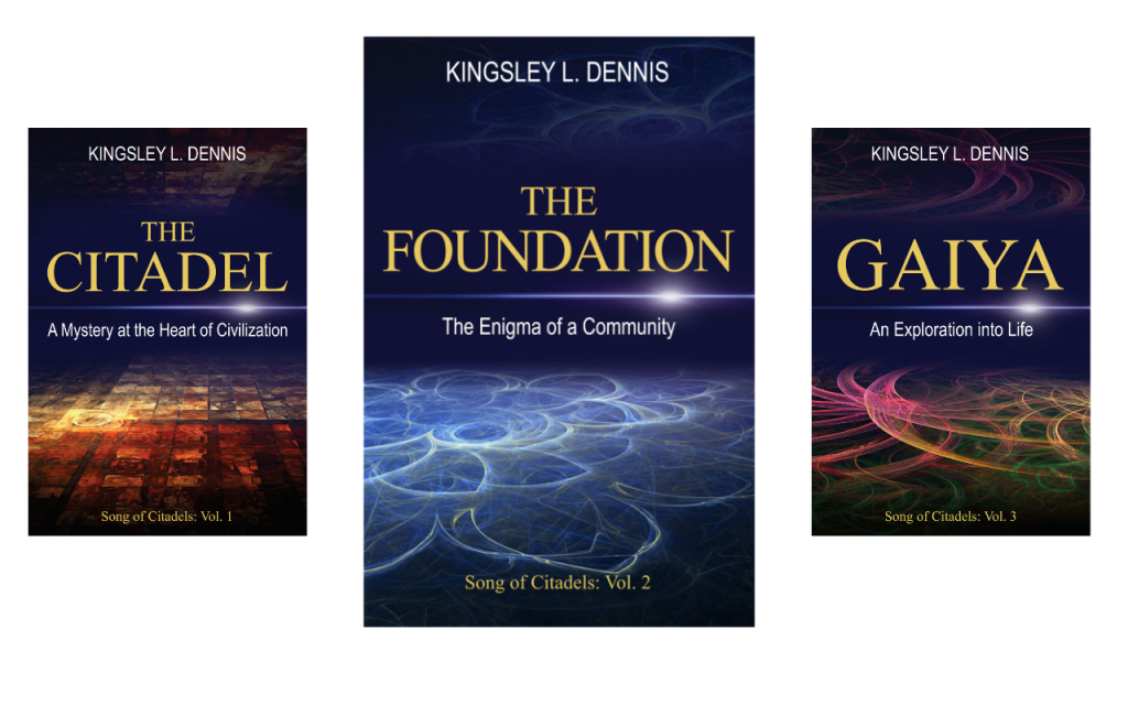 Song of the Citadels by Kingsley L. Dennis