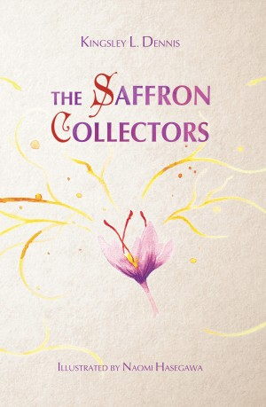 Book Cover: The Saffron Collectors