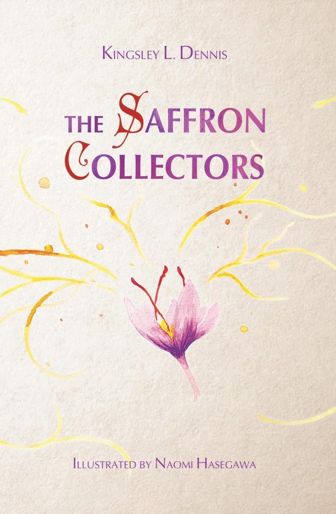 Book Cover: The Saffron Collectors