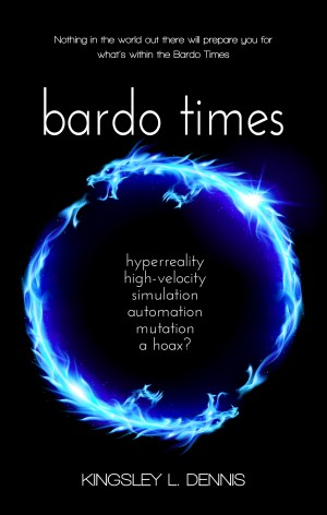 Book Cover: bardo times