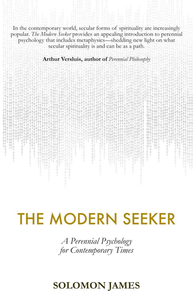 Book Cover: The Modern Seeker